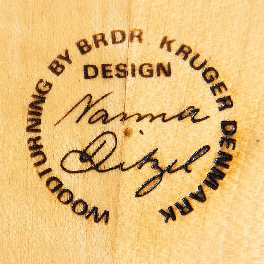 Nanna Ditzel for Brdr. Kruger candleholder - 4