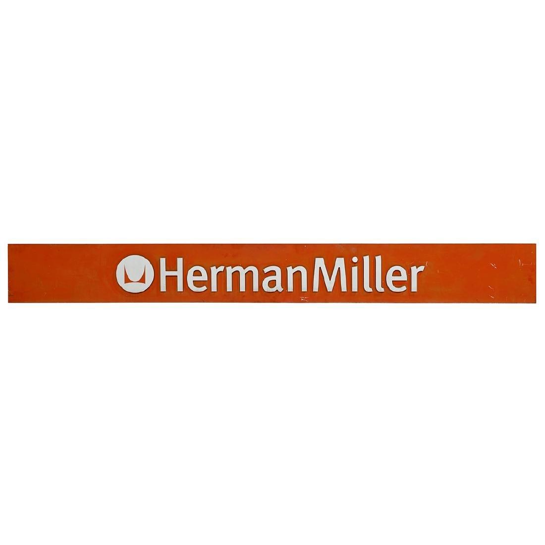 Herman Miller, Inc. large outdoor sign - 3