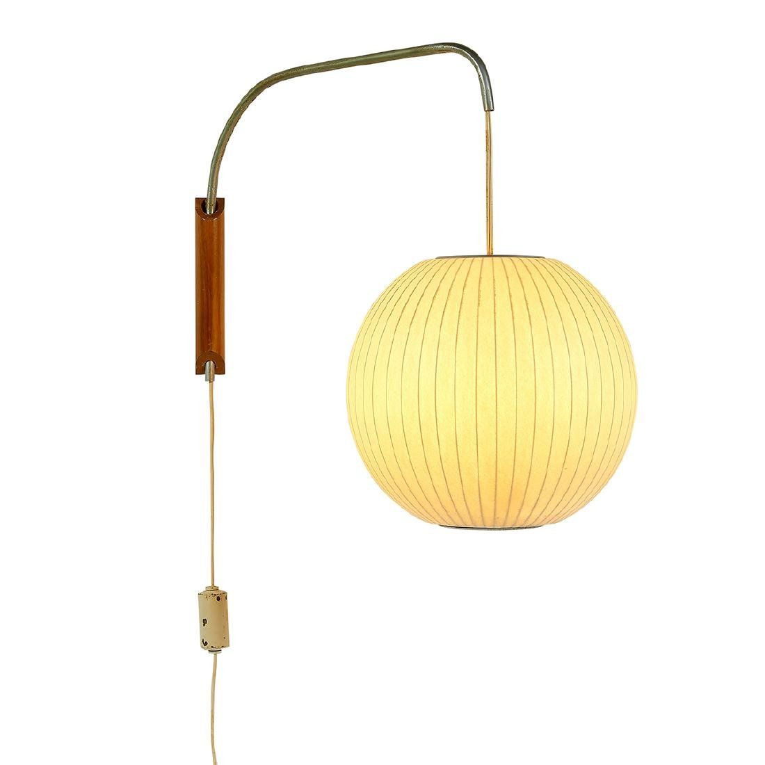 George Nelson Howard Miller Bubble lamps, two - 6