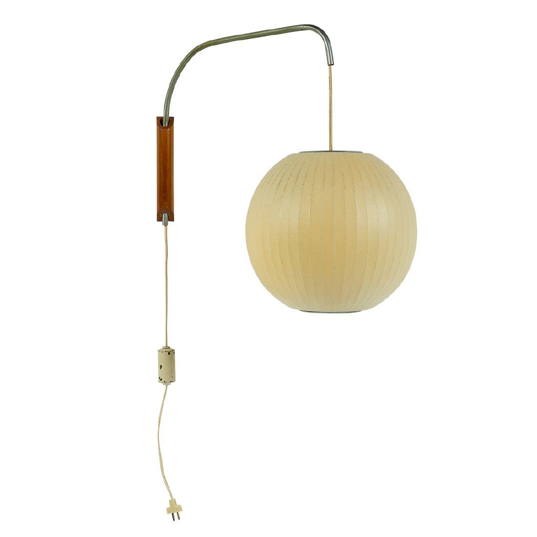 George Nelson Howard Miller Bubble lamps, two - 7