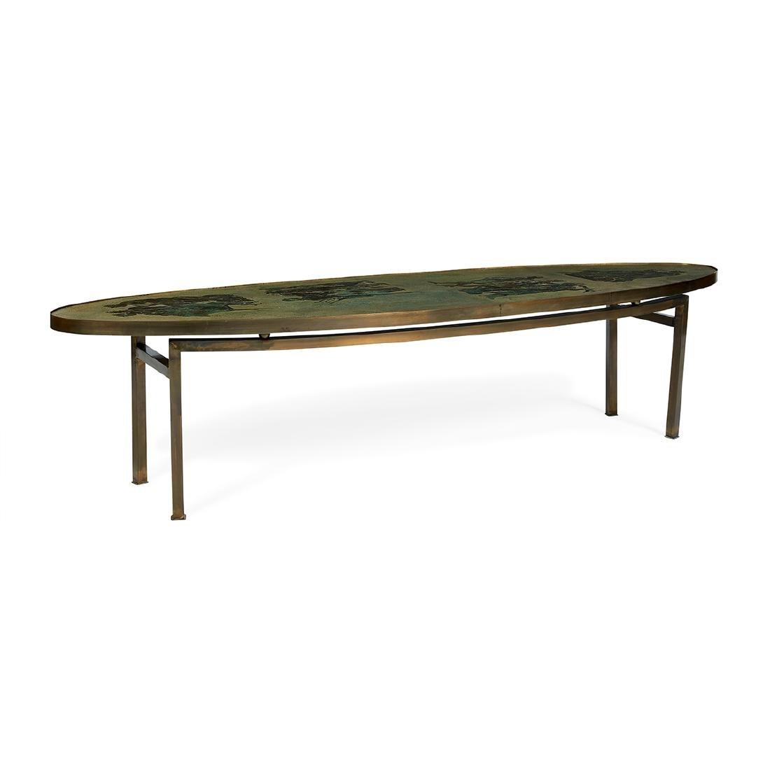 Philip LaVerne & Kelvin LaVerne coffee table - 2