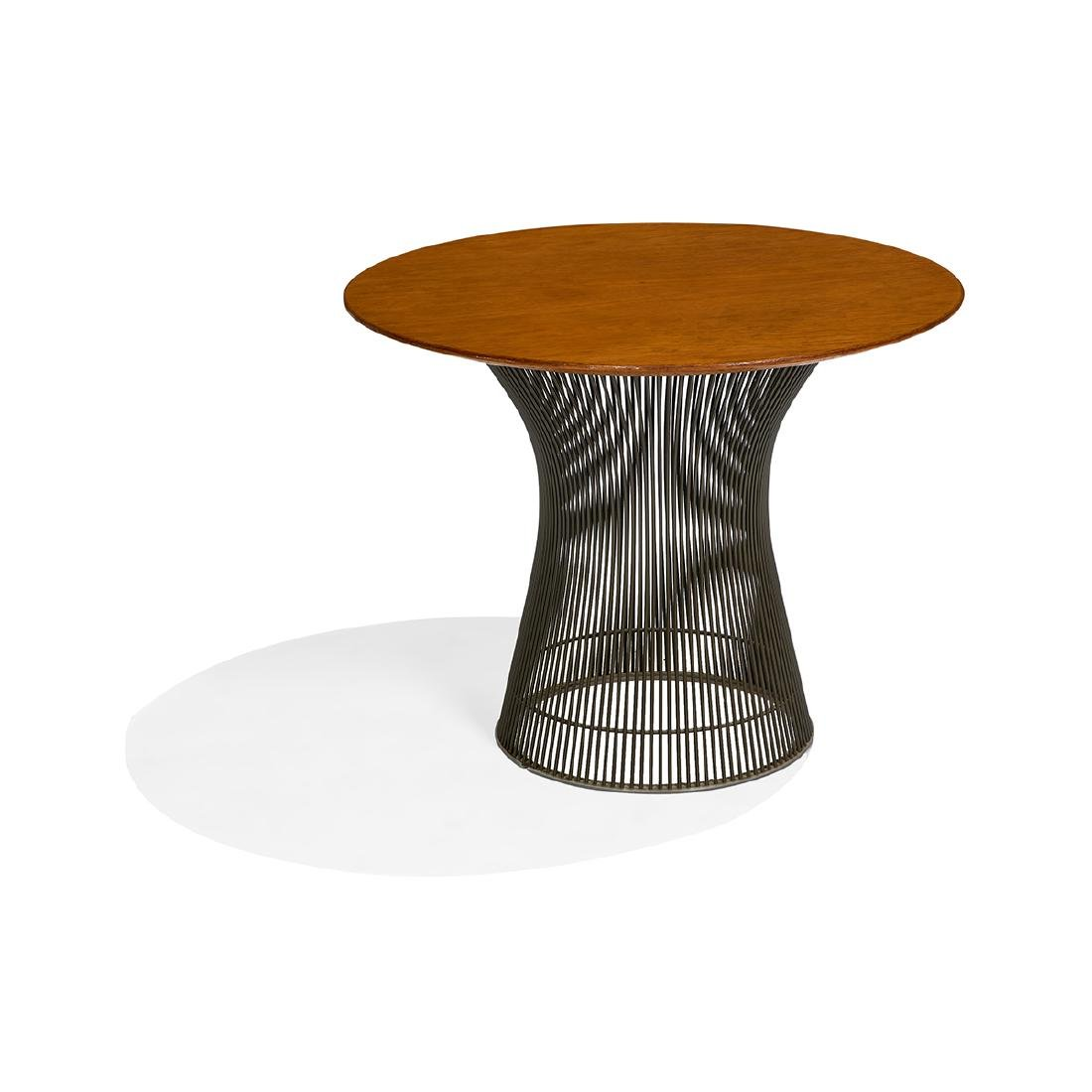 Warren Platner for Knoll International side table