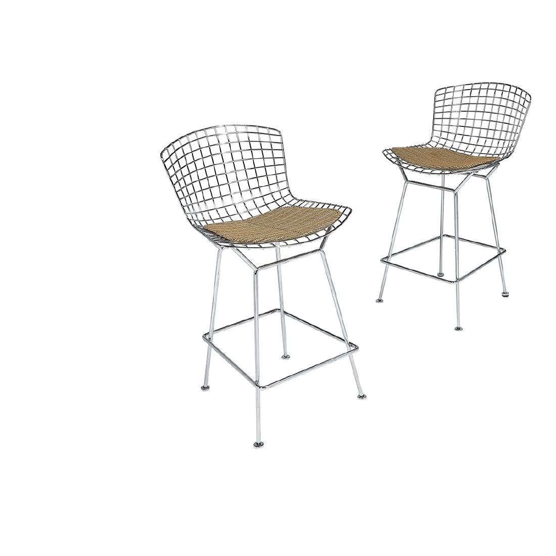 Harry Bertoia for Knoll International counter stools