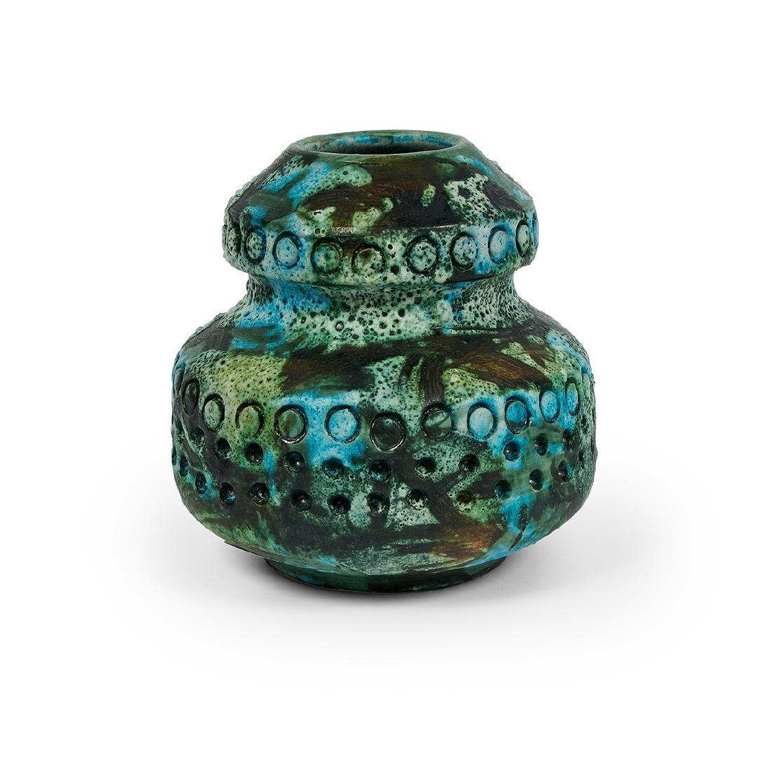 Aldo Bagni for Raymor 'Sea Garden' vase