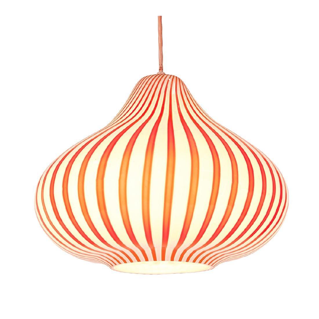 Massimo Vignelli for Venini hanging light