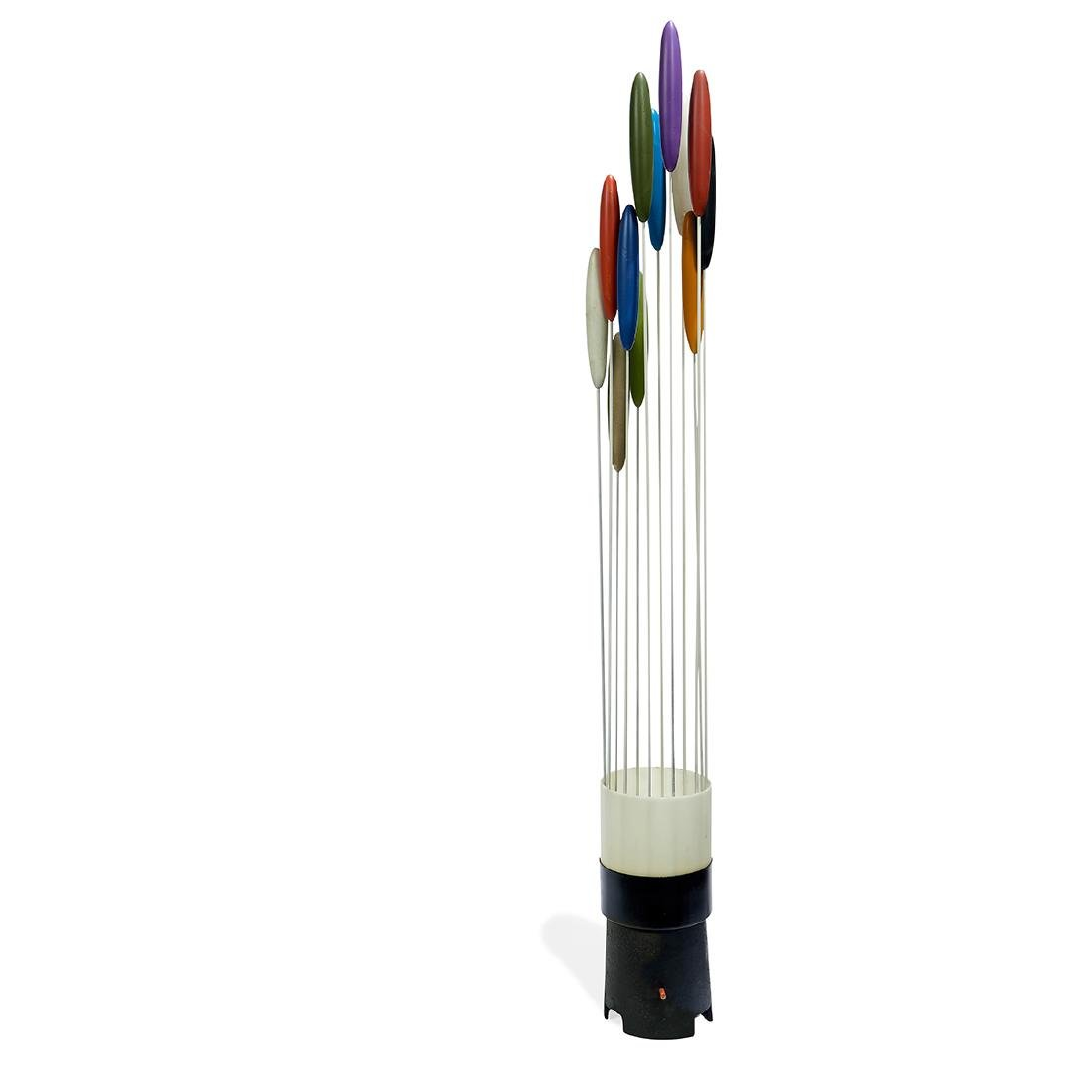 Bill Curry for Design Line 'Catailite' lamp (Cattail) - 2