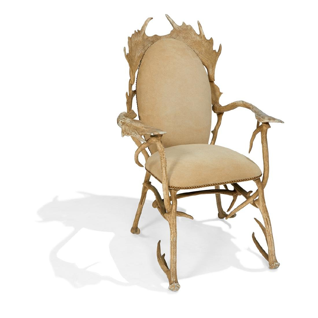 Arthur Court Antler chair