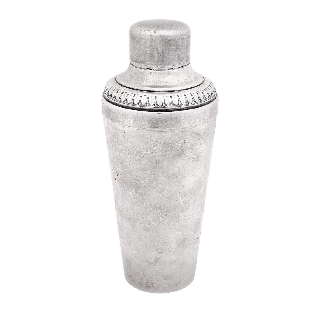 Gelb cocktail shaker