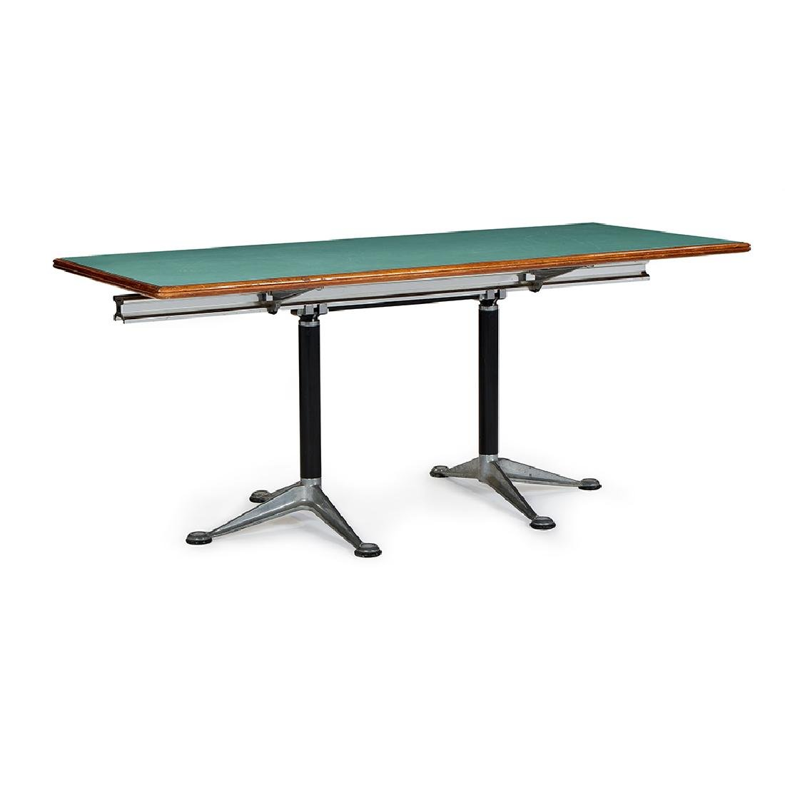 Bruce Burdick Herman Miller Burdick Group table