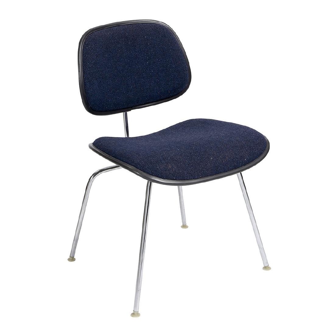 Eames for Herman Miller upholstered chair