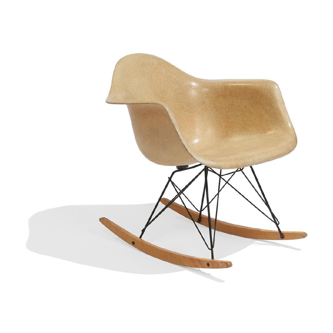 Eames / Herman Miller RAR rocking chair