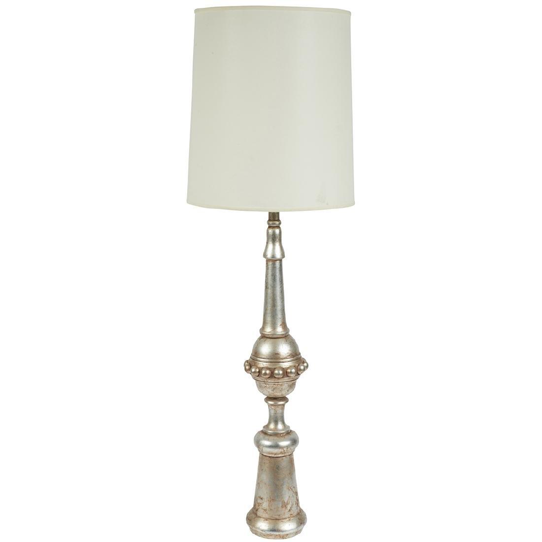 Mid-century Modern large table lamp