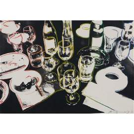 Andy Warhol, After the Party