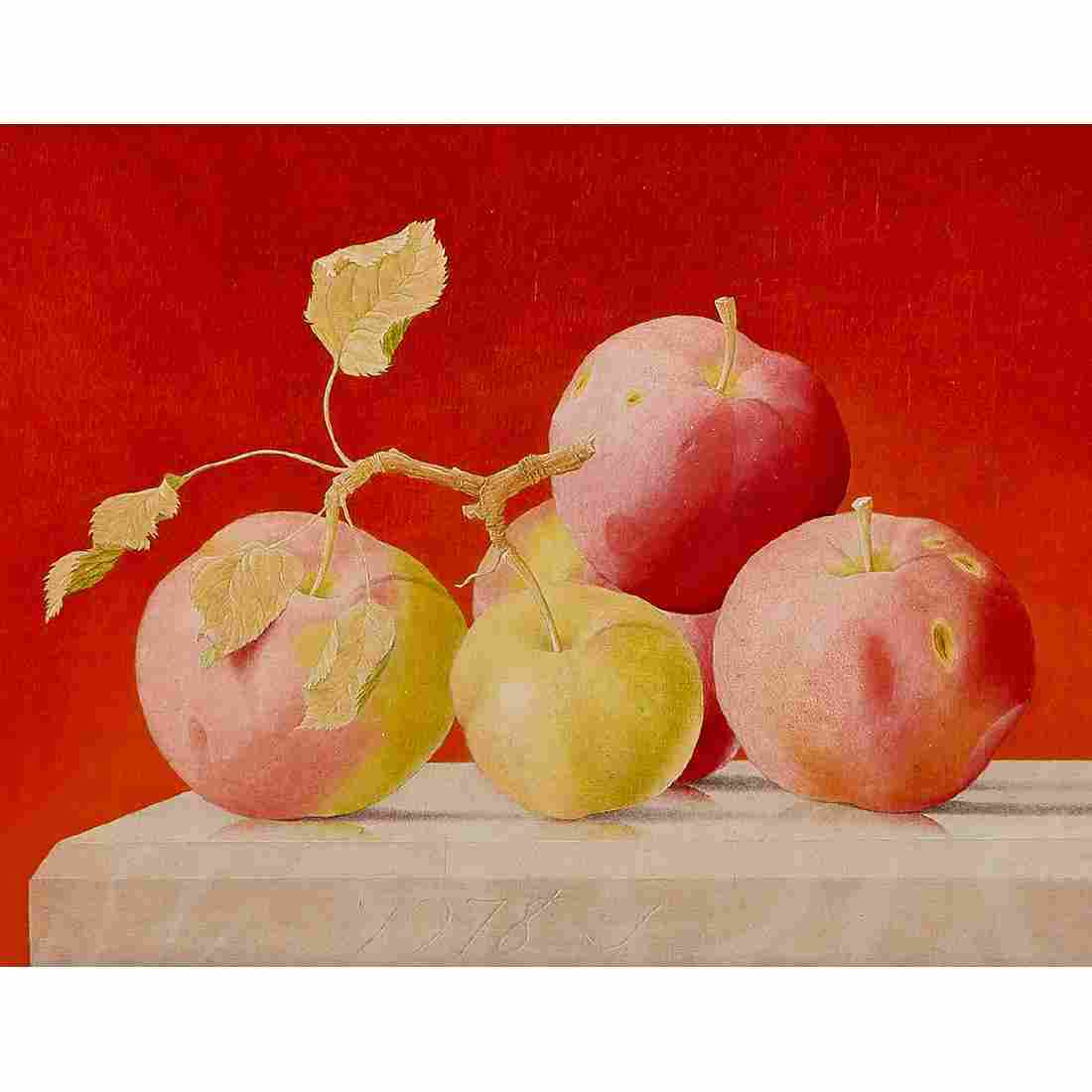 John Wilde, Early Red-Bird, 1978