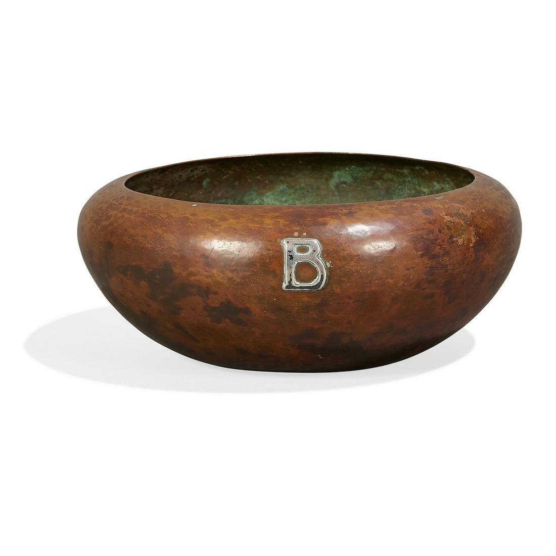 The Kalo Shop copper bowl