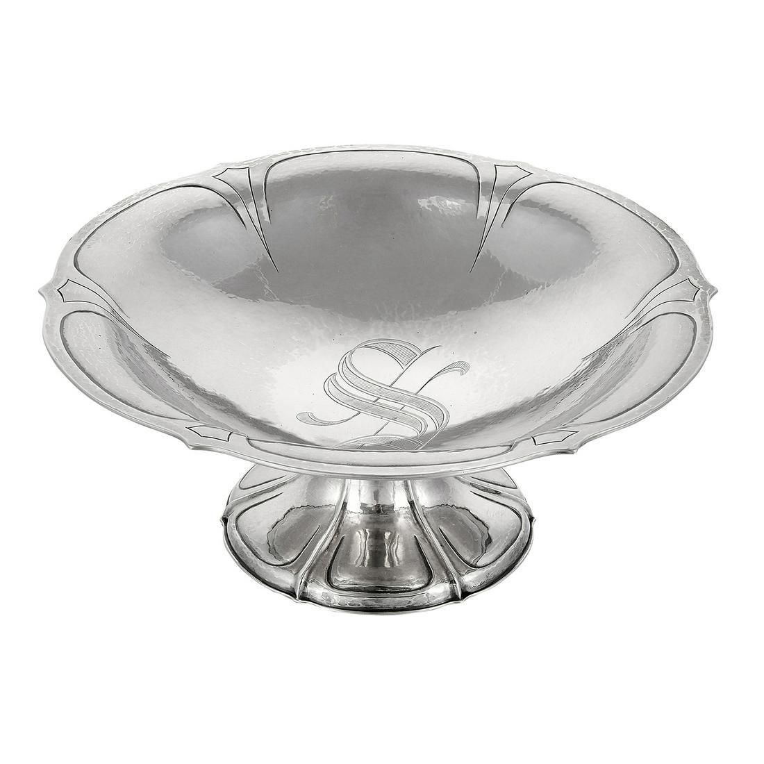 Julius Olaf Randahl round footed bowl, #729