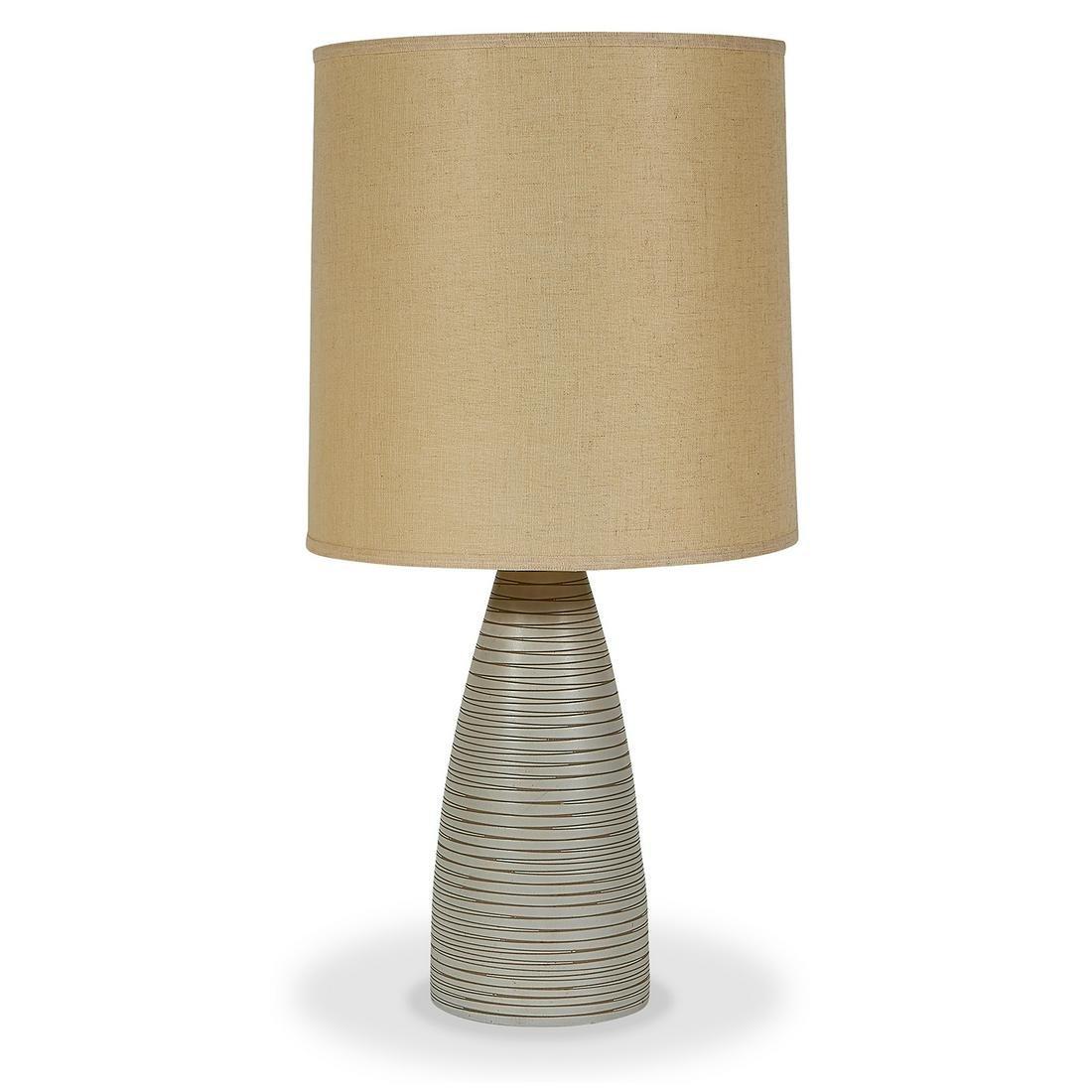 Gordon Martz & Jane Marshall Martz table lamp