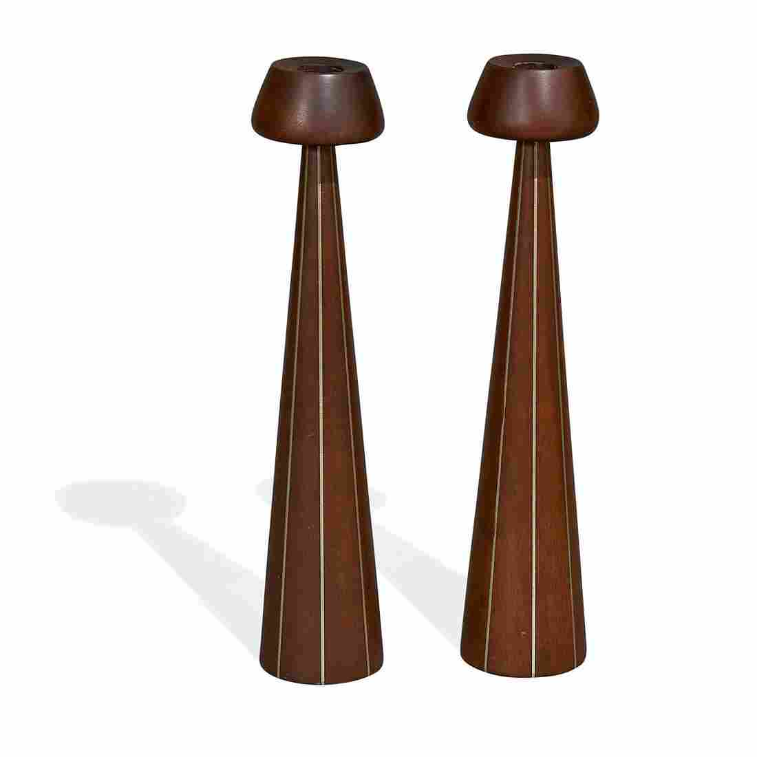 Paul Evans / Phillip Lloyd Powell candlesticks