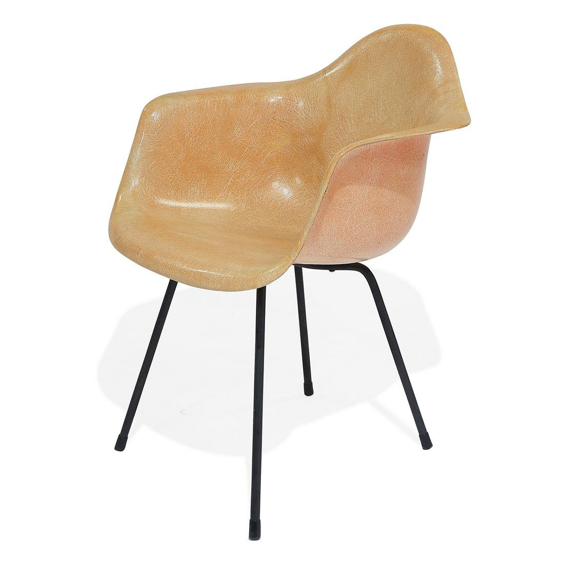 Eames for Herman Miller Zenith Plastics DAX chair