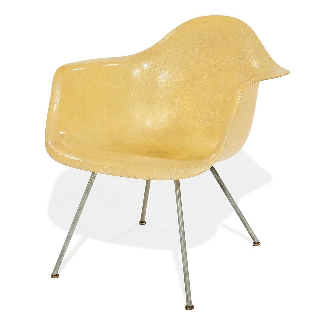 Eames for Herman Miller DAX Zenith armchair