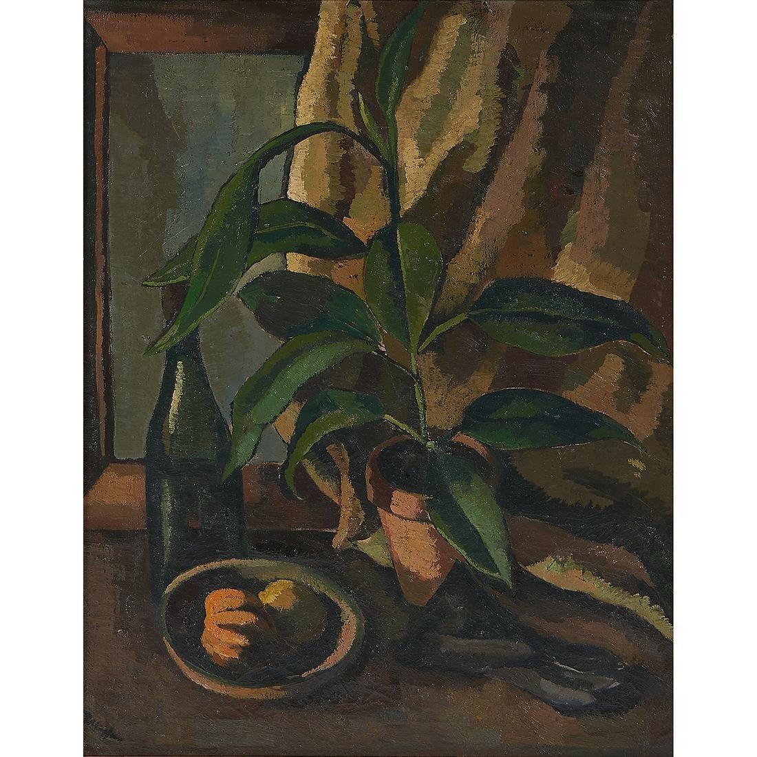 Ernest Dreyfus, Still Life, oil on canvas