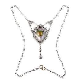 The Kalo Shop pendant necklace