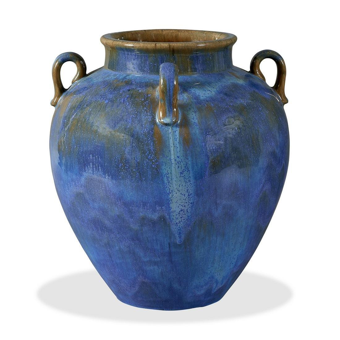 Fulper Pottery Co. Chinese Blue Flambé vase