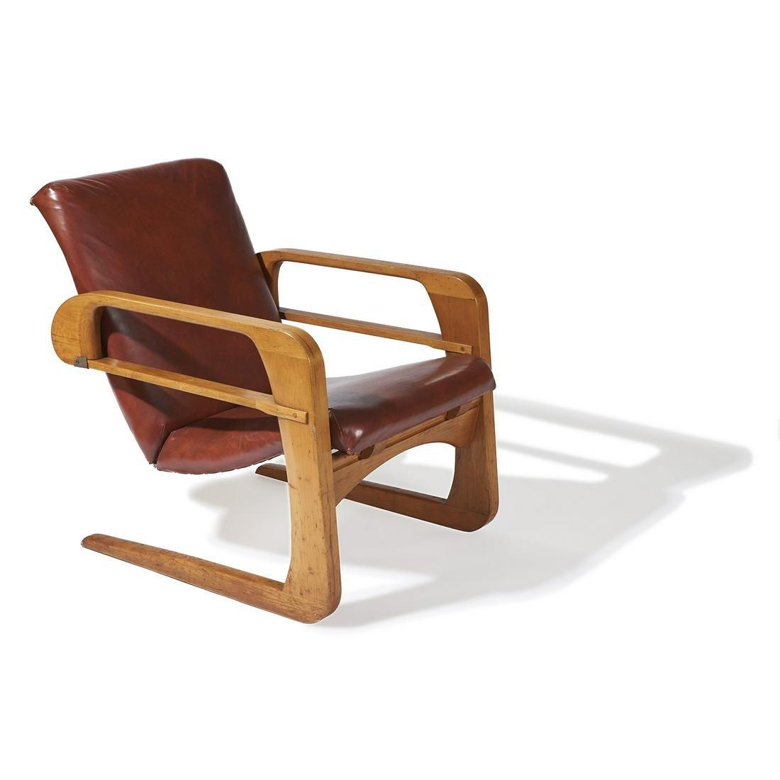 K.E.M. Weber Airline armchair