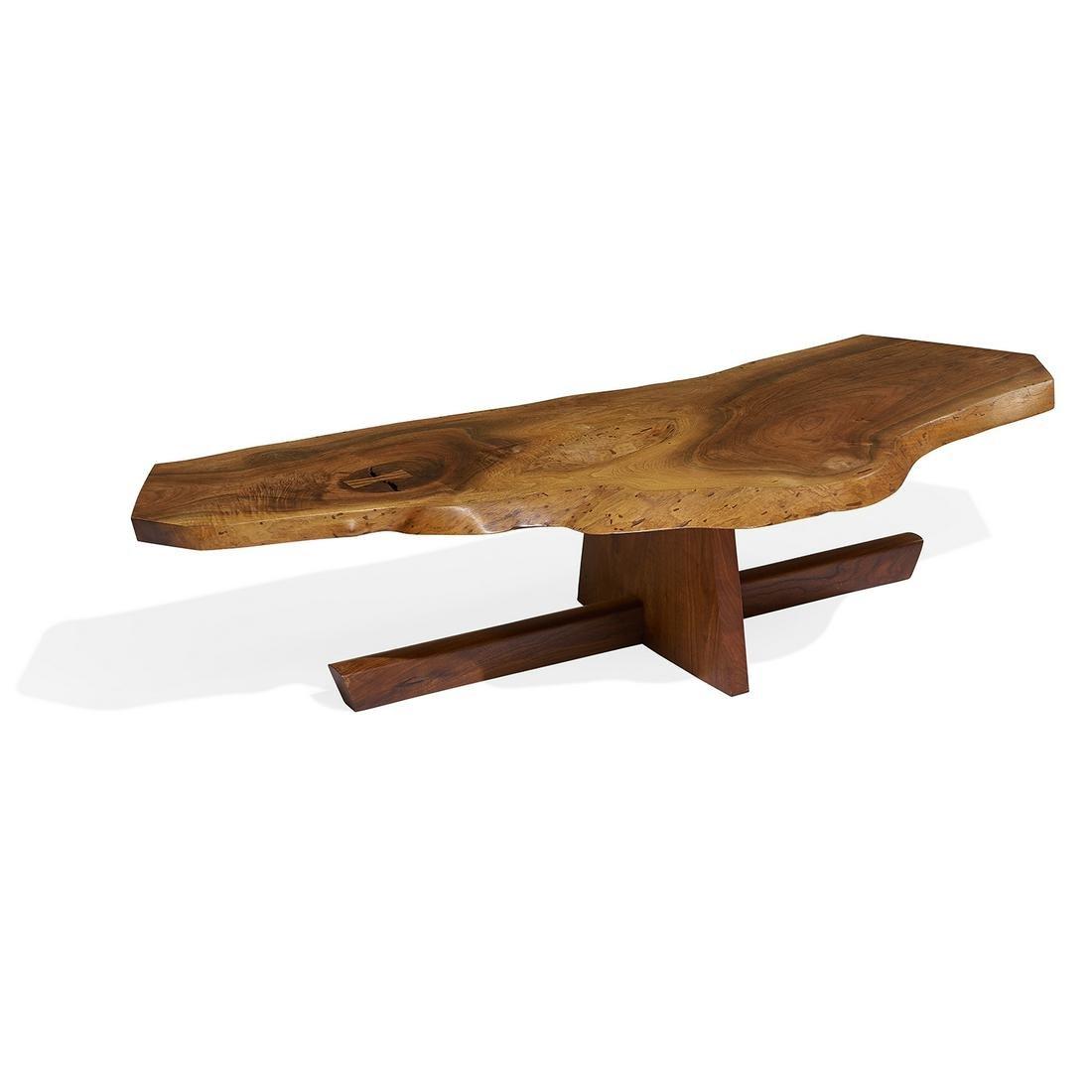 Mira Nakashima Minguren coffee table