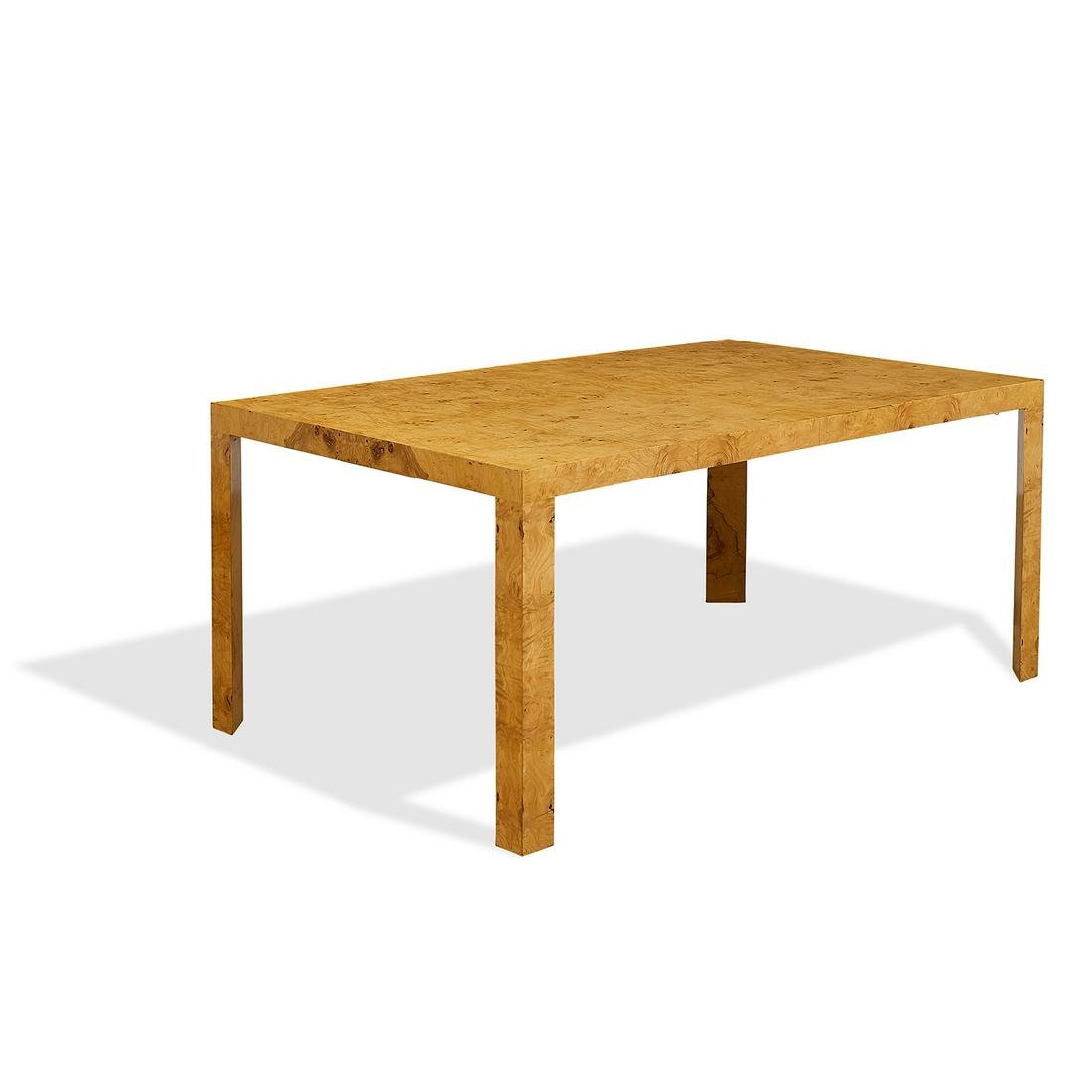 Roger Sprunger for Dunbar dining table, #7110
