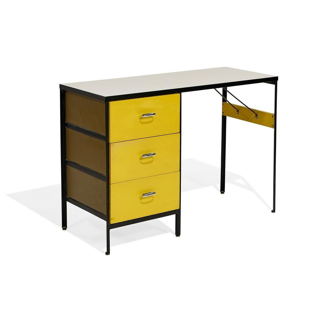 George Nelson for Herman Miller Steel Frame desk