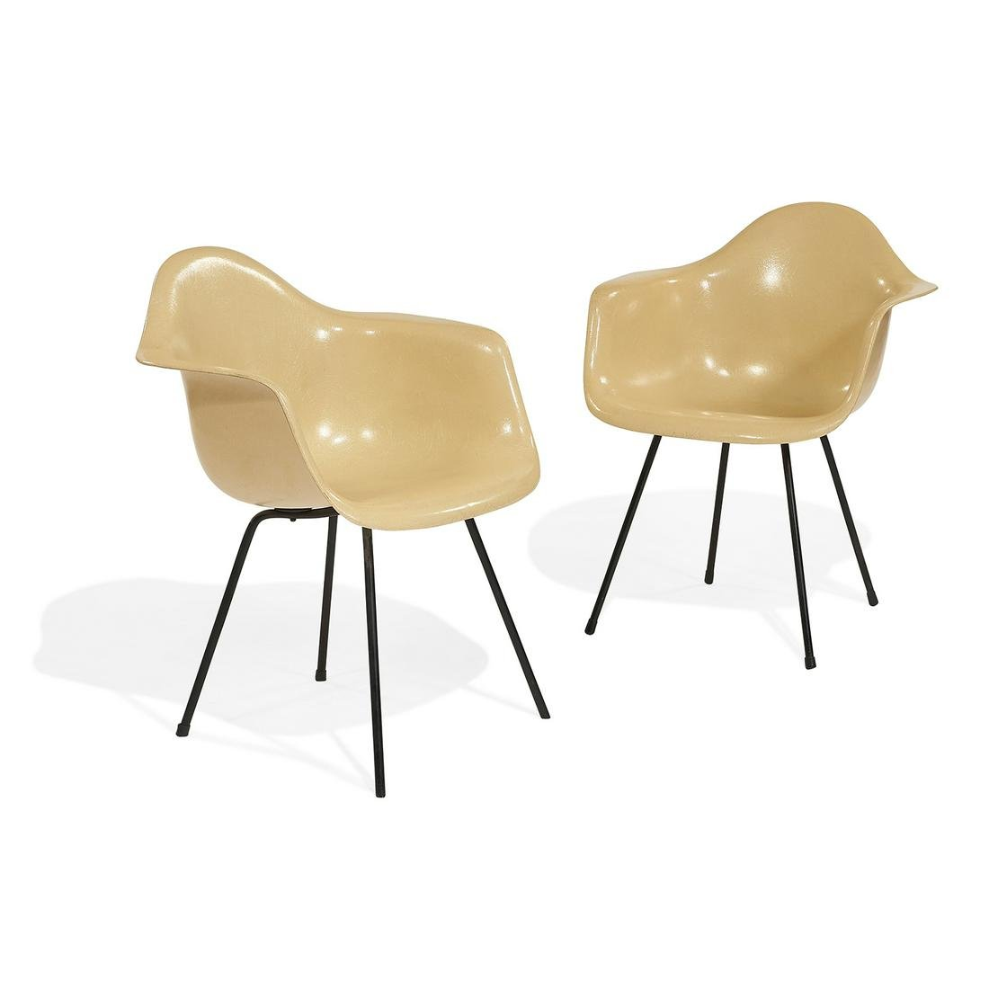 Charles & Ray Eames for Herman Miller chairs