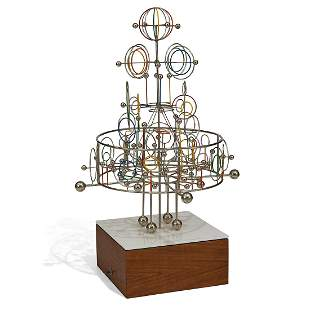 Joseph A. Burlini, Carousel Machine, 1978