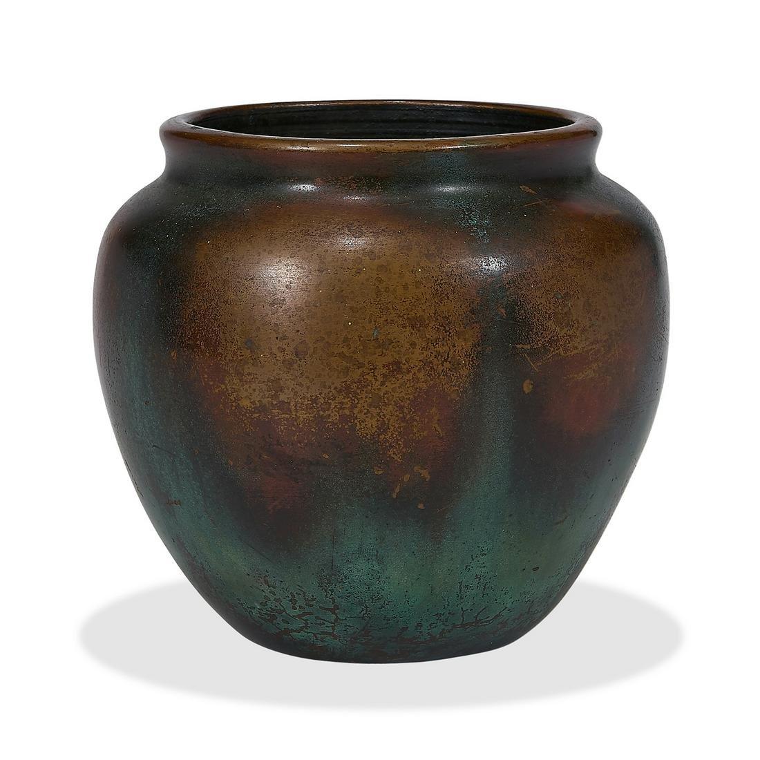 Charles Walter Clewell vase, #440-914
