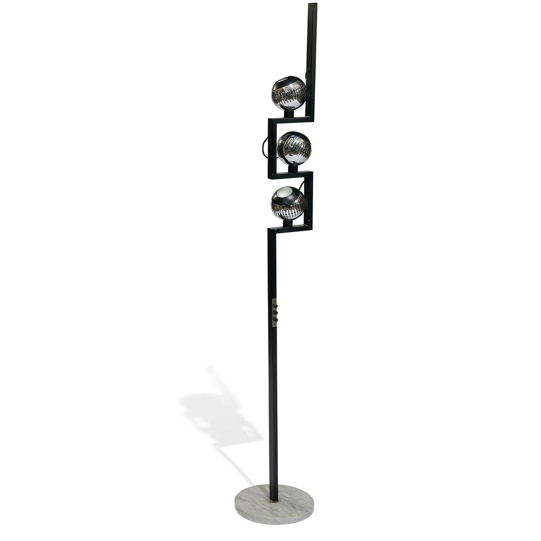 Angelo Lelii for Arredoluce floor lamp