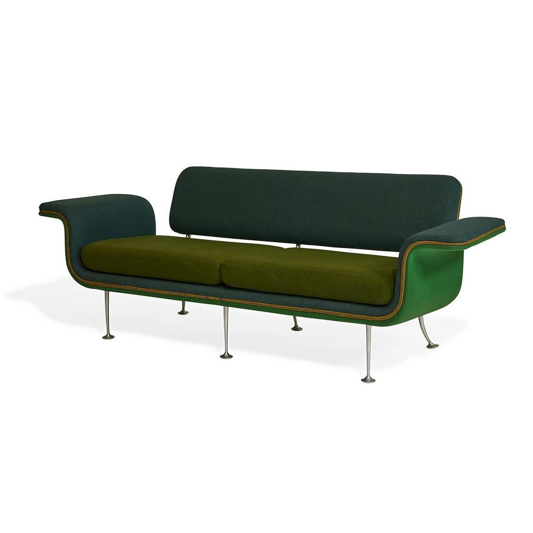 Alexander Girard for Herman Miller sofa