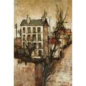 Michel de Gallard, Quiet Street, 1959