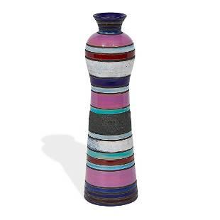 Aldo Londi for Bitossi vase, #1394