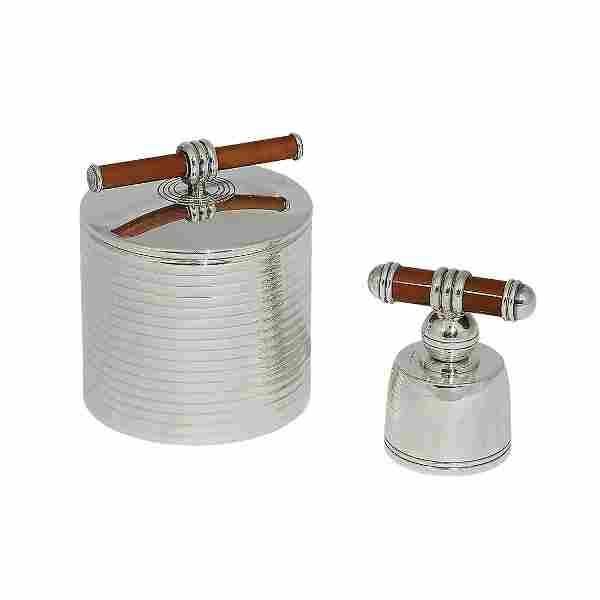 C. Talisman laque de chine bar accessories, 2