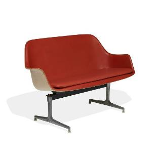 Charles & Ray Eames for Herman Miller settee