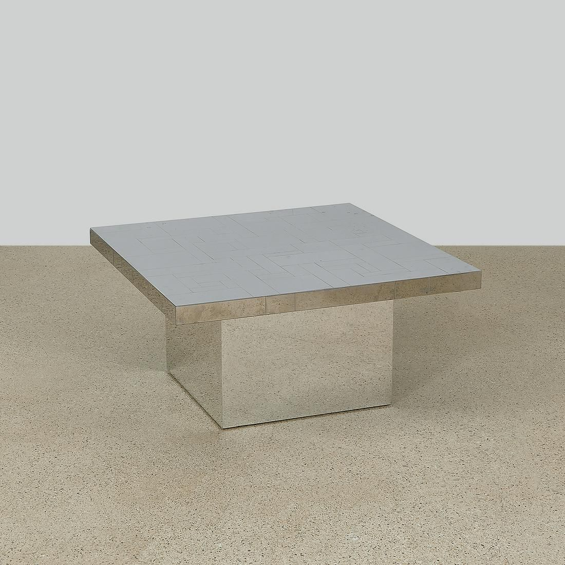 Paul Evans for Directional Cityscape coffee table