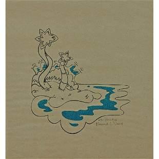 Ed Flood, Paradise, circa 1970