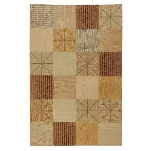 Raymond Loewy Picnic Blanket in Caprice rug