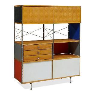 Charles & Ray Eames / Herman Miller storage unit