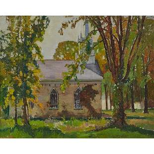 Karl C. Brandner, Old Church Grande Tour