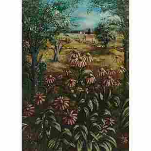 Arnold Blanch, Into the Garden, circa 1935
