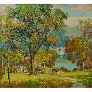 Edward Grigware, Banks of the St. Croix