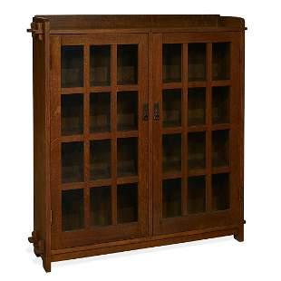 L. & J.G. Stickley bookcase, #645