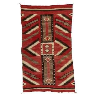 Navajo early Crystal blanket