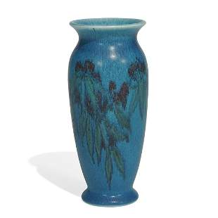 Kathrine Jones for Rookwood Pottery vase